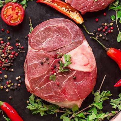Raw Organic Meats